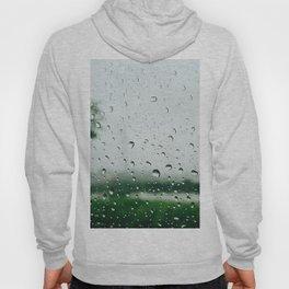 rain drops Hoody