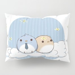 Bird!Destiel Pillow Sham