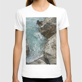 Sea in Praiano T-shirt