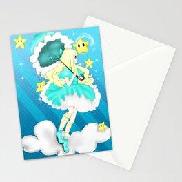 In the Sky: Rosalina Stationery Cards