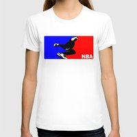 nba T-shirts featuring NBA National Bboy Association by Funky House
