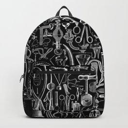 Medical Condition BLACK Backpack