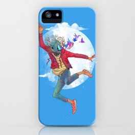 BIRDMAN iPhone Case