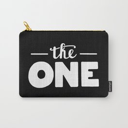 The one #2 Carry-All Pouch