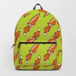 Carrot Fox Backpack