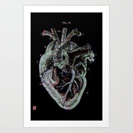 Art beats #2 Art Print
