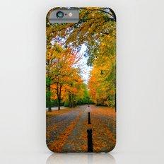 Fall road Slim Case iPhone 6s