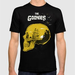The Goonies art movie inspired T-shirt