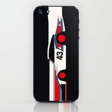 Moby Dick - Vintage Porsche 935/70 Le Mans Race Car iPhone & iPod Skin