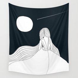 Make a Wish Wall Tapestry