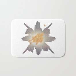 Compass Bath Mat