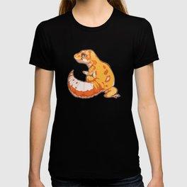High Contrast Leopard Gecko T-shirt