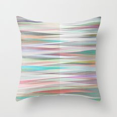 Nordic Combination 10 Throw Pillow