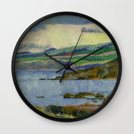 Firth of Clyde Wall Clock