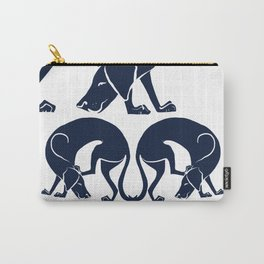 GREEK WEIM Carry-All Pouch
