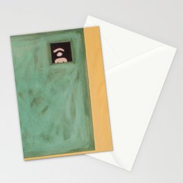 constructo visual 4 Stationery Cards