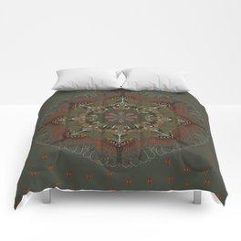 Hobbit Mandala Comforters