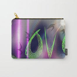 Love | Amour Carry-All Pouch
