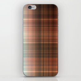 Mix Checked iPhone Skin