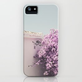 Holiday feelings iPhone Case