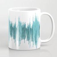 oscar wilde Mugs featuring OSCAR by barbaraGLEN