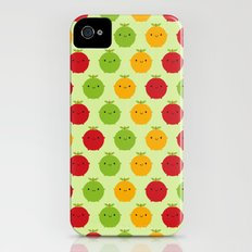 Cutie Fruity iPhone (4, 4s) Slim Case