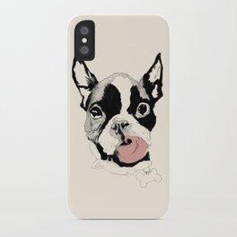 The American Gentleman iPhone Case