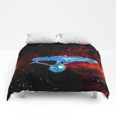 Enterprise NCC 1701A Comforters