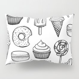 Sweets Pillow Sham