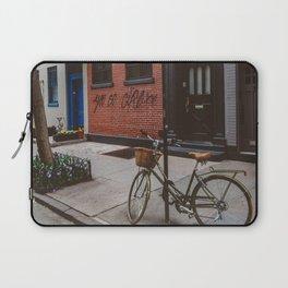 New York's West Village Laptop Sleeve