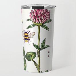 aromatic red clover Travel Mug