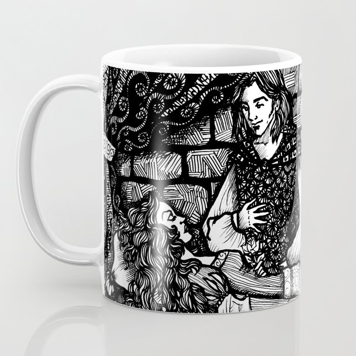 Artfully Drawn Mug