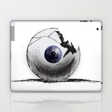 Broken Eye Laptop & iPad Skin