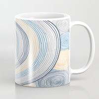 portal Mugs featuring Portal by Shiny Jill
