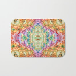 Psychedelic Journey GOA 1 Bath Mat