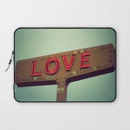 Love Signs Laptop Sleeve
