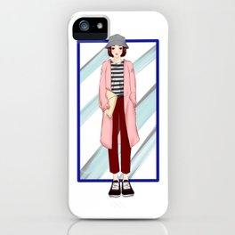 Lets Hang Out! iPhone Case