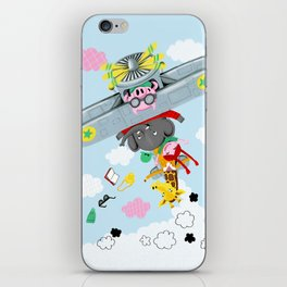 Adventure iPhone Skin