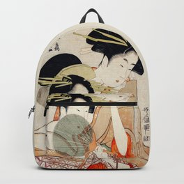 The Two Girls Backpack