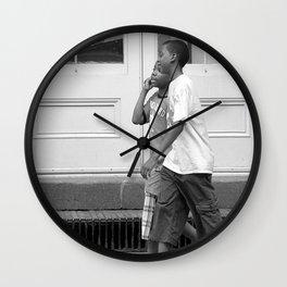 Best Friends Photography Art Wall Clock