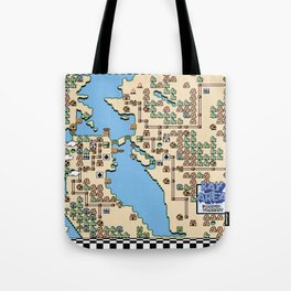 Overworld. Tote Bag