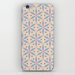 Talk To Her - Abstract Pattern iPhone Skin