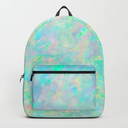Light Blue Opal Backpack