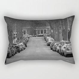 Free Parking Rectangular Pillow
