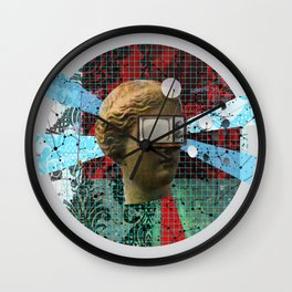 Wonder Wood Dream Mountains - The Demon Cleaner Series · Hall of the Mountain Grill · Crop Circle Wall Clock