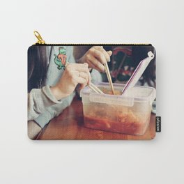 Cooking with Friends Carry-All Pouch