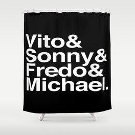 Familia. Shower Curtain