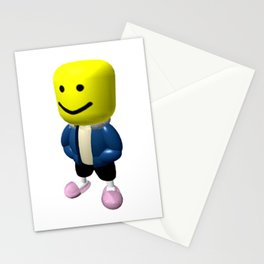 Roblox Oof Head Sans Stationery Cards