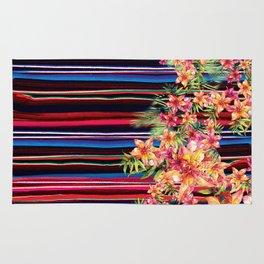 Florid Mexican Rug