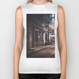 New York City - Small Hours After Midnight Biker Tank
